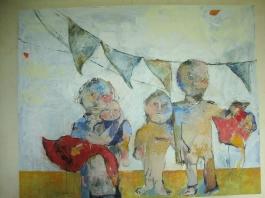 Detail uit 'Nestvlieders'